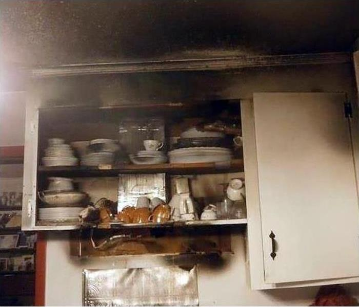 Fire Damage – St. Petersburg Home Before